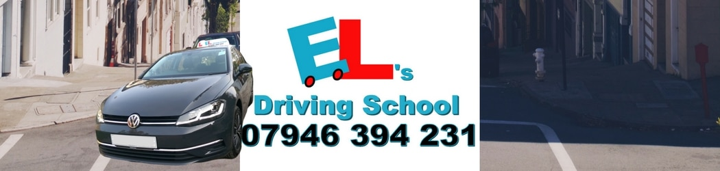 El's driving school in Bromleylogo